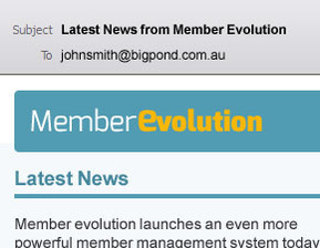 Newsletter Marketing Solution for Membership Associations