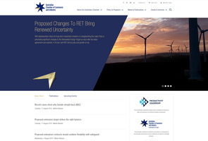 The Australian Chamber of Commerce & Industry