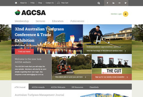 Australian Golf Club Superintendents Association (AGCSA)