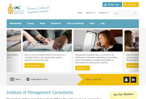 The Institute of Management Consultant