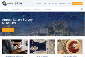 Spatial Industries Association (SIBA)