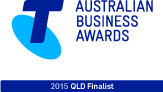 Telstra Business Award Finalist