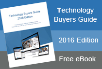 Technology Buyers Guide 2015 Edition