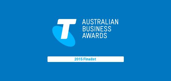 Telstra 2015 Finalist