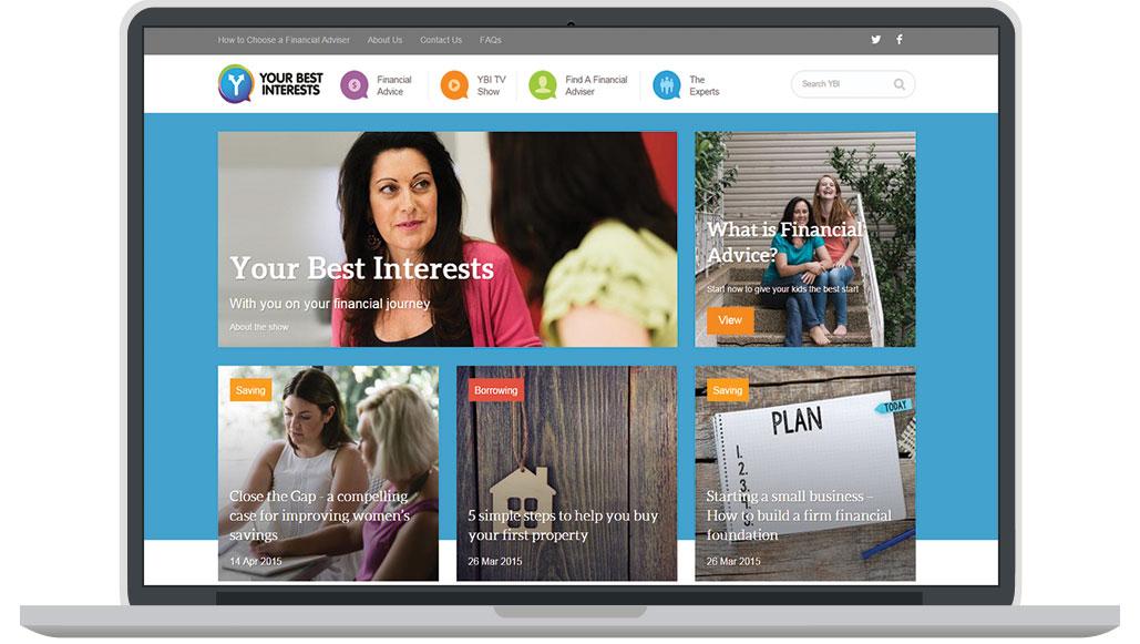 YBI Directory website